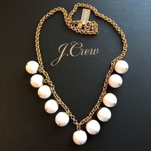 J. Crew Jewelry - NWT J. Crew beaded long necklace